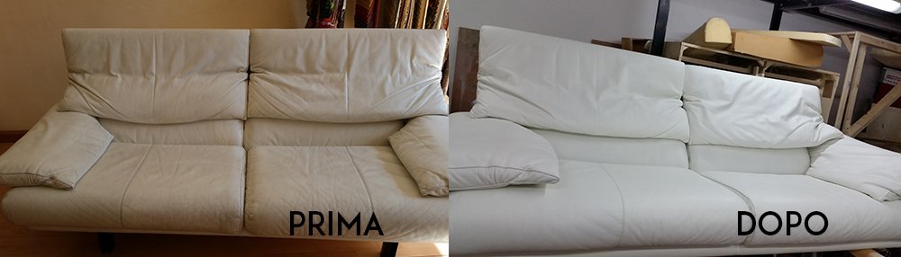 Riparazione divani in pelle | Leather Solution